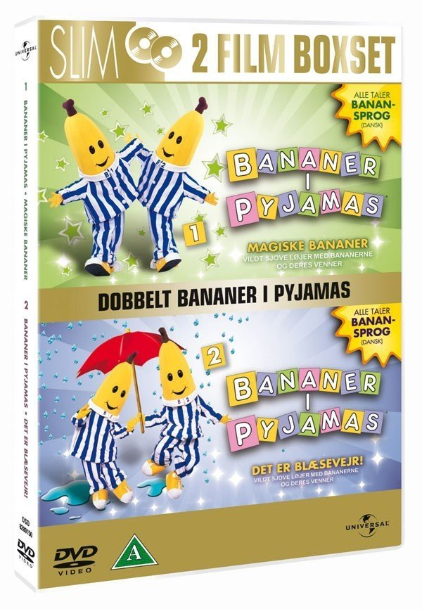 Image of   Bananer I Pyjamas - DVD - Film