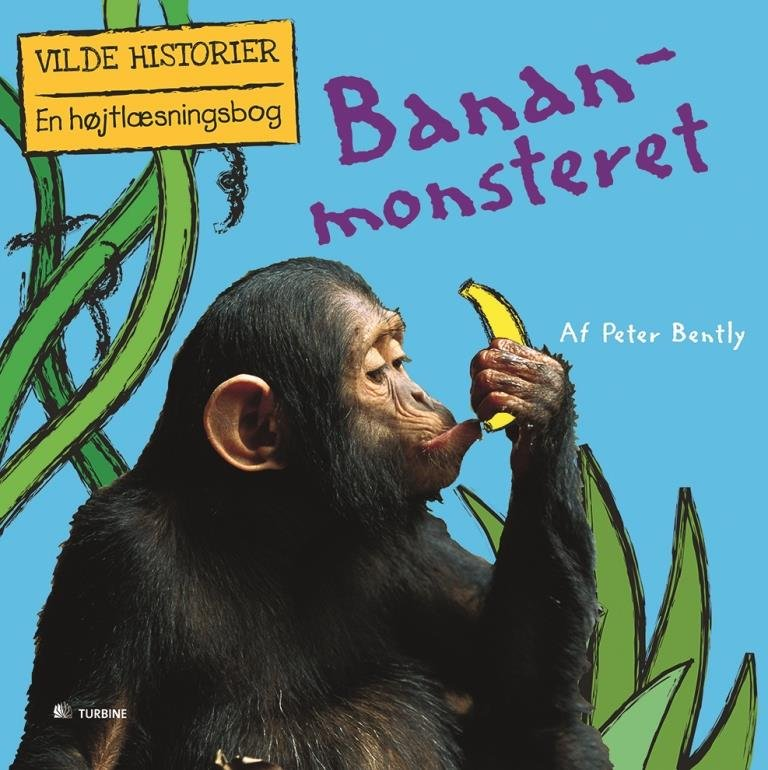 Bananmonsteret - Peter Bently - Bog