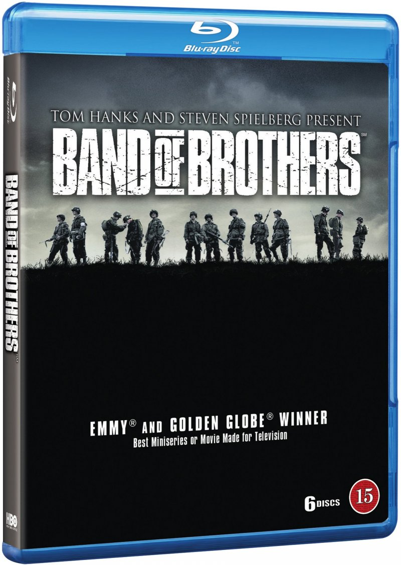 Image of   Band Of Brothers / Kammerater I Krig - Hbo - Blu-Ray - Tv-serie