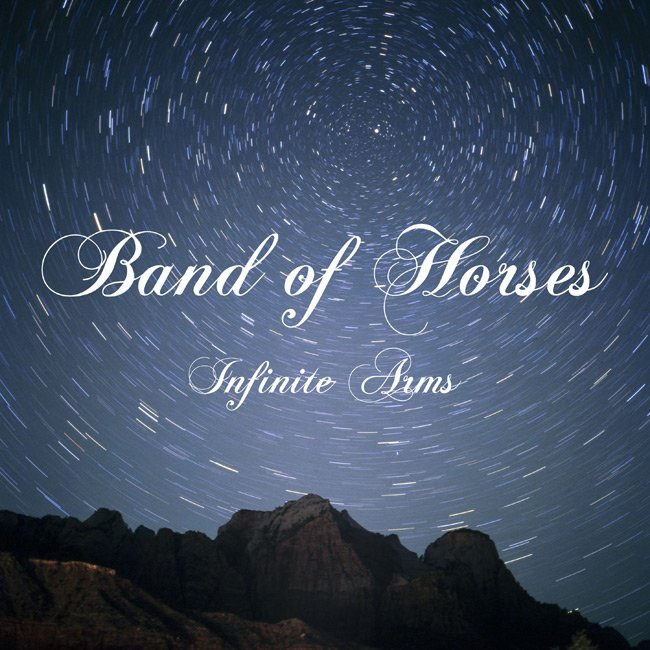 Image of   Band Of Horses - Infinite Arms - CD