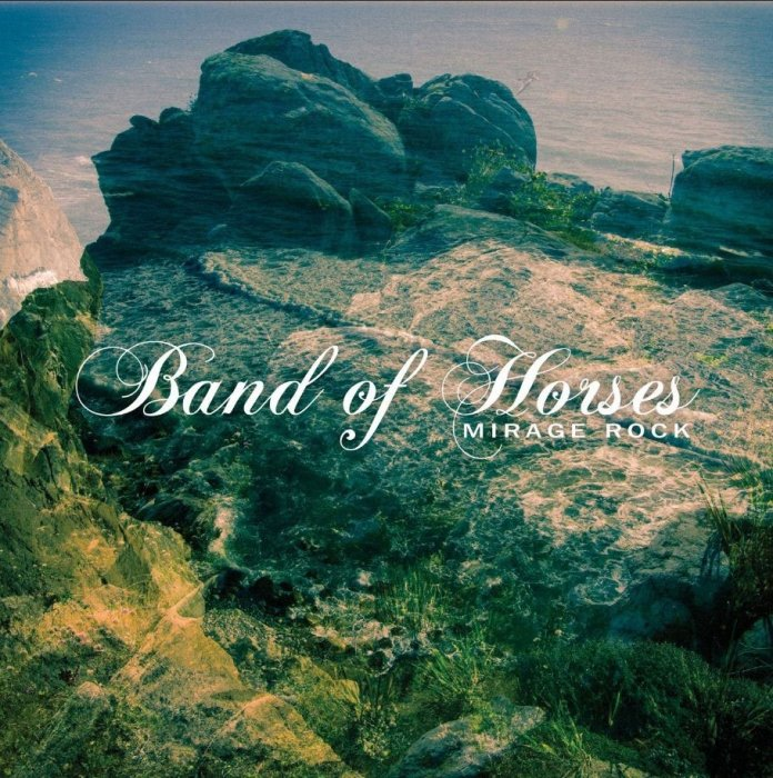 Image of   Band Of Horses - Mirage Rock - CD