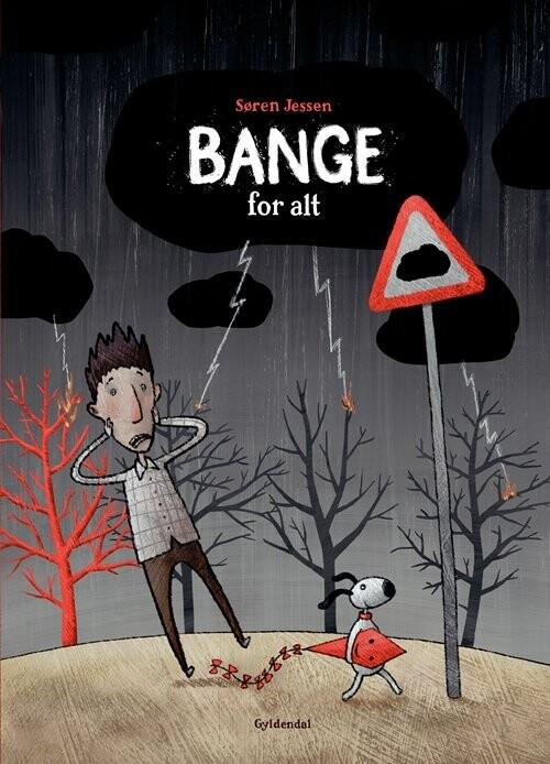 Image of   Bange For Alt - Søren Jessen - Bog