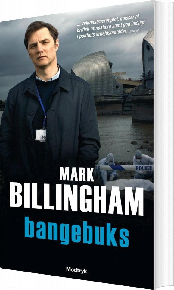 Image of   Bangebuks - Mark Billingham - Bog