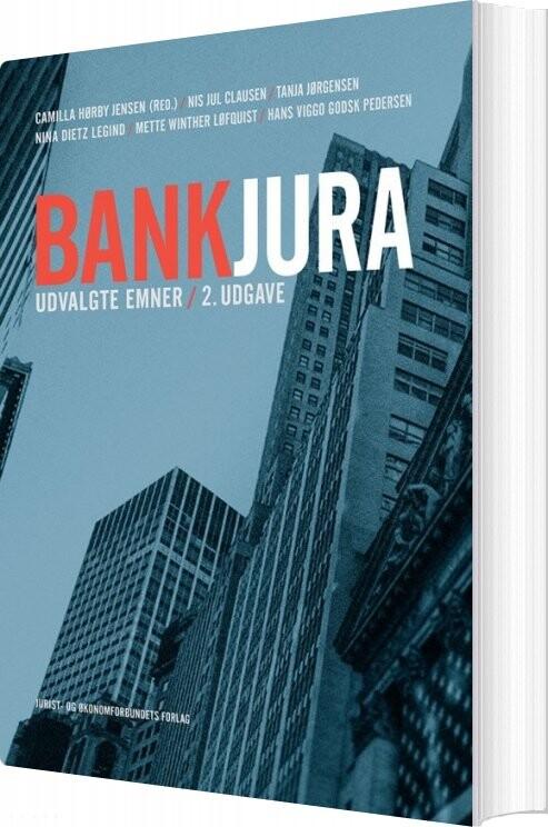 Billede af Bankjura - Tanja Jørgensen - Bog