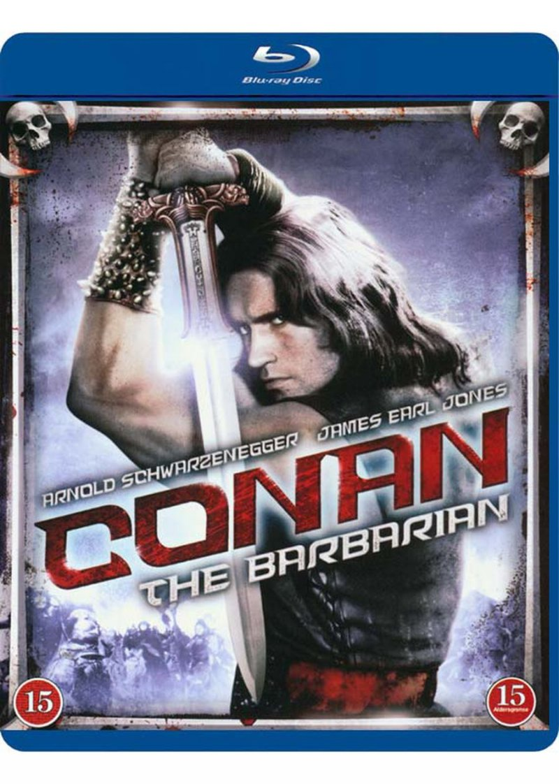 Image of   Conan The Barbarian - Blu-Ray