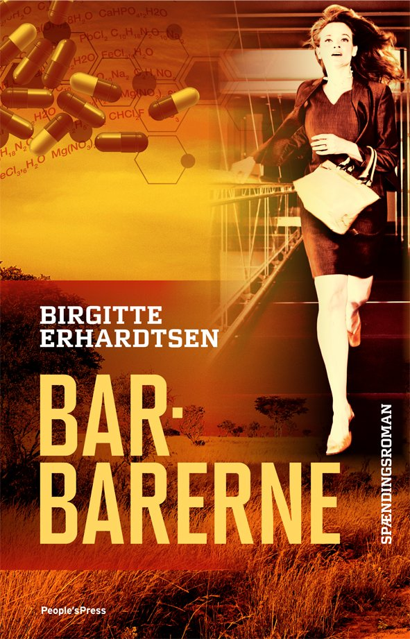 Image of   Barbarerne - Birgitte Erhardtsen - Bog