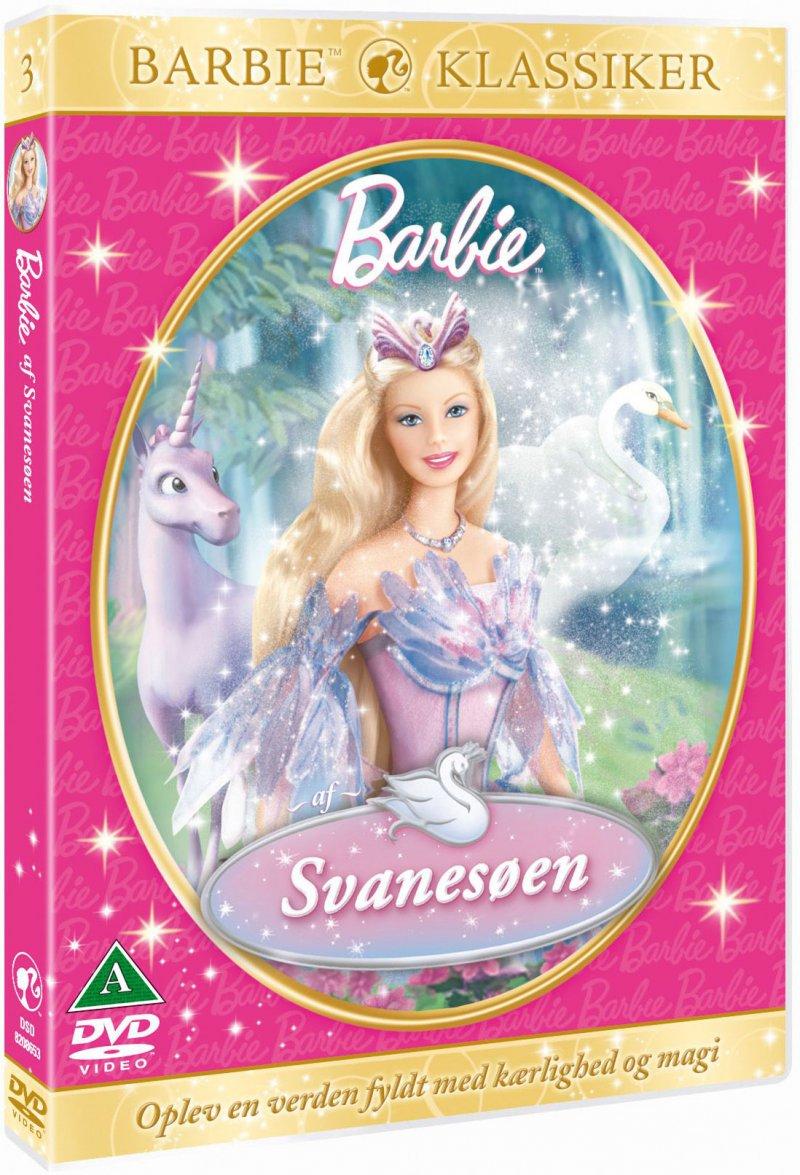 Image of   Barbie Af Svanesøen / Barbie Of Swan Lake - DVD - Film