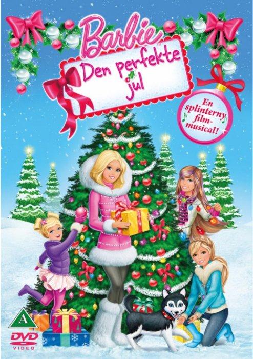 Billede af Barbie - Den Perfekte Jul - DVD - Film