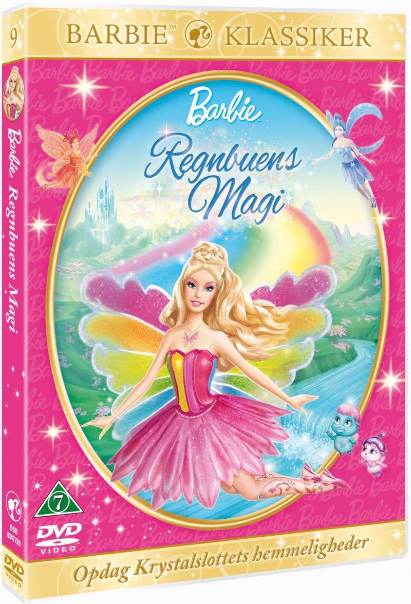 Image of   Barbie Fairytopia - Regnbuens Magi / Barbie Fairytopia - Magic Of The Rainbow - DVD - Film