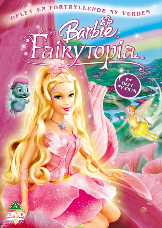 Image of   Barbie - Fairytopia - DVD - Film