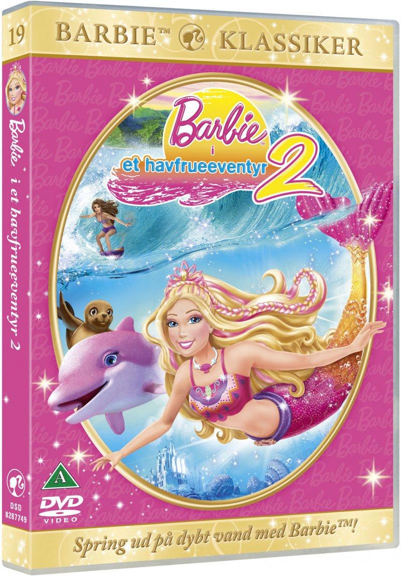 Image of   Barbie I Et Havfrueeventyr 2 / Barbie In A Mermaid Tale 2 - DVD - Film