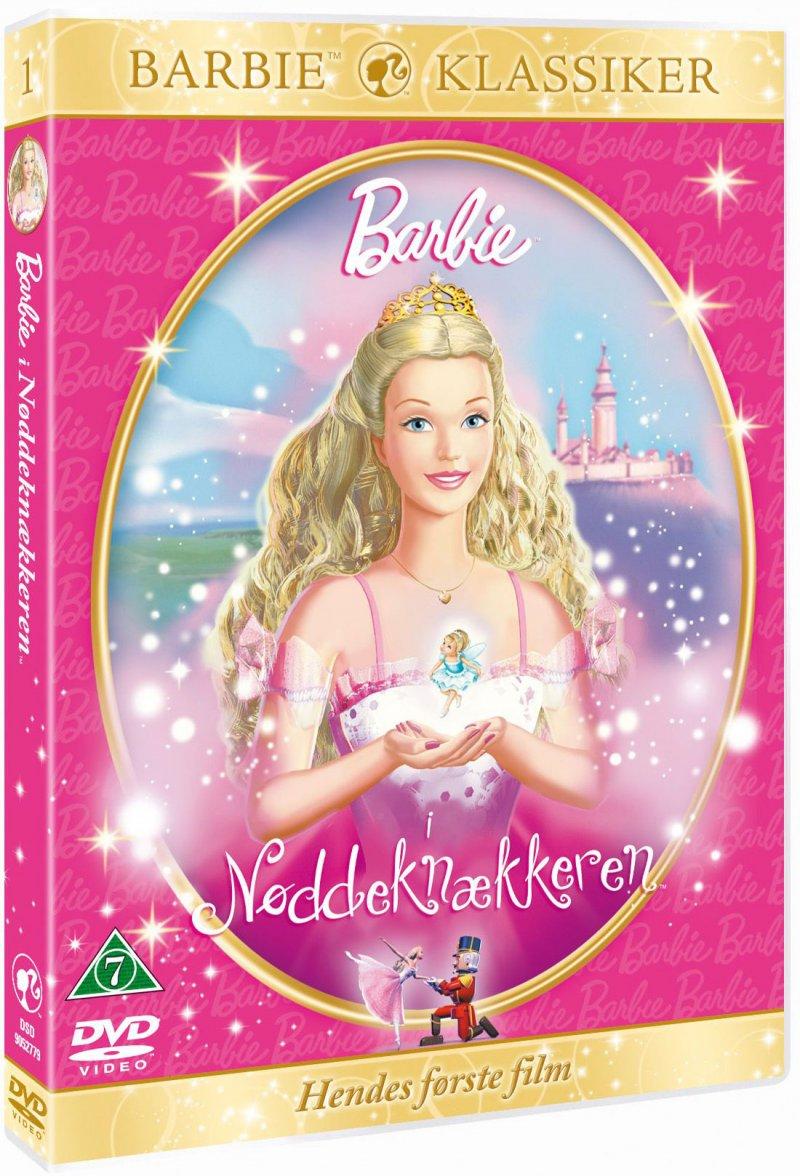 Image of   Barbie In The Nutcracker / Barbie I Nøddeknækkeren - DVD - Film
