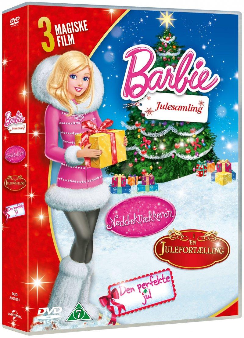 Billede af Barbie Julesamling - DVD - Film