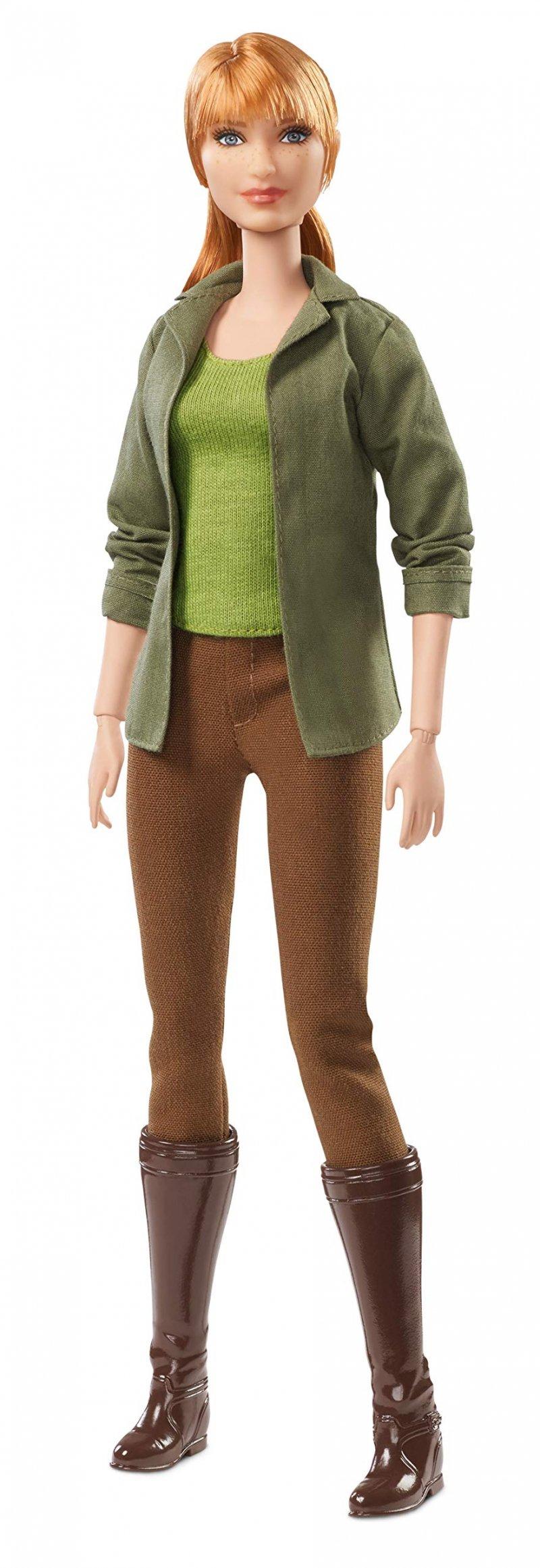 Image of   Barbie Dukke - Jurassic World - Claire Dukke