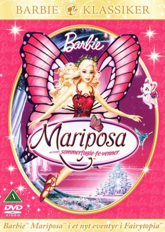 Image of   Barbie Mariposa - DVD - Film