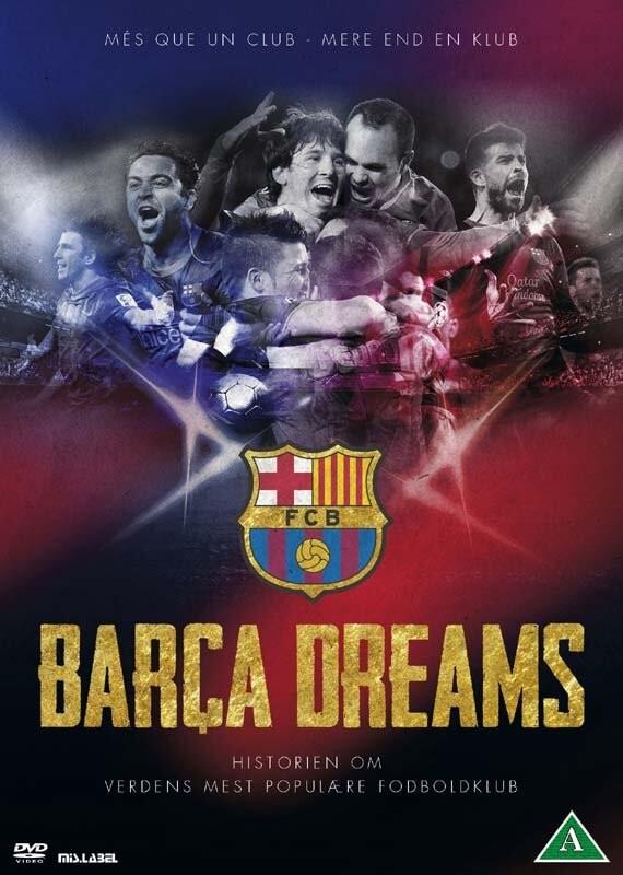 Image of   Barca Dreams - DVD - Film