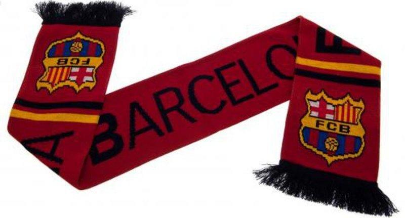 Image of   Fc Barcelona Halstørklæde