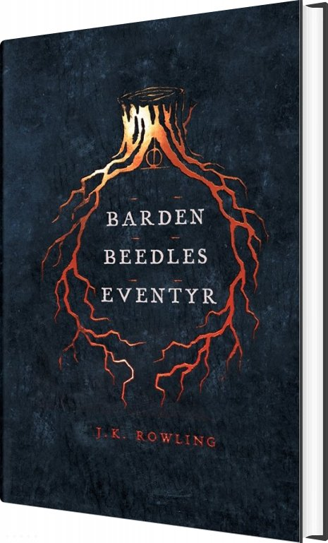Image of   Barden Beedles Eventyr - J. K. Rowling - Bog