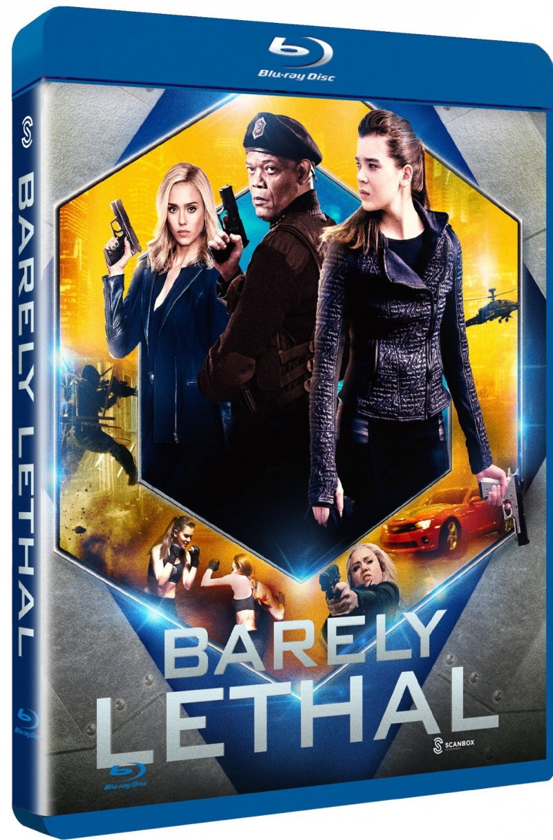 Image of   Barely Lethal - Blu-Ray