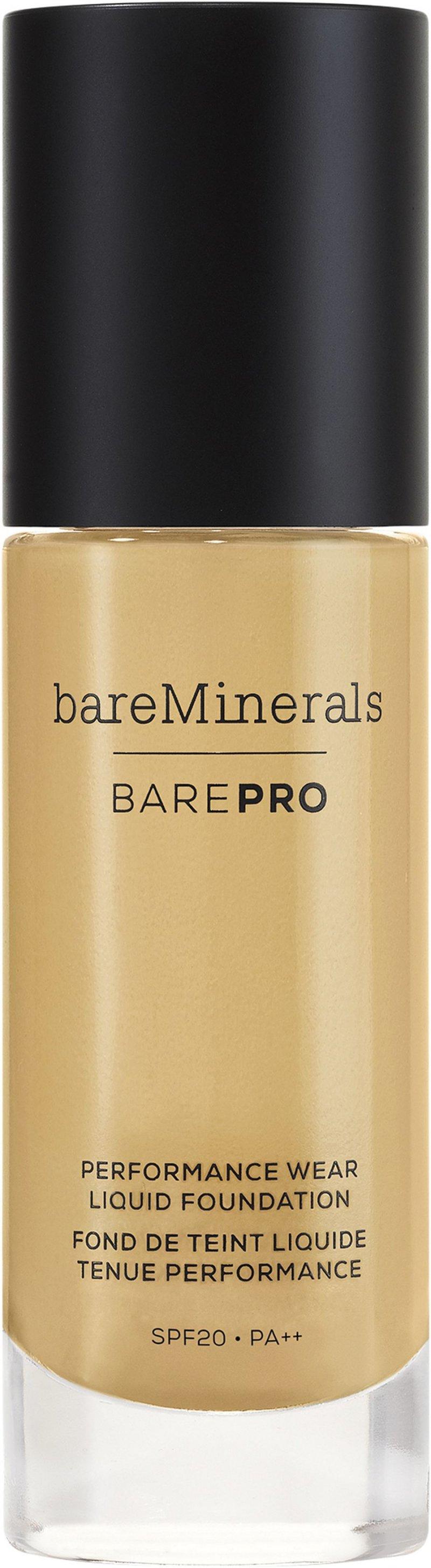 Image of   Bareminerals Foundation - Barepro Performance Wear Liquid - Camel 17