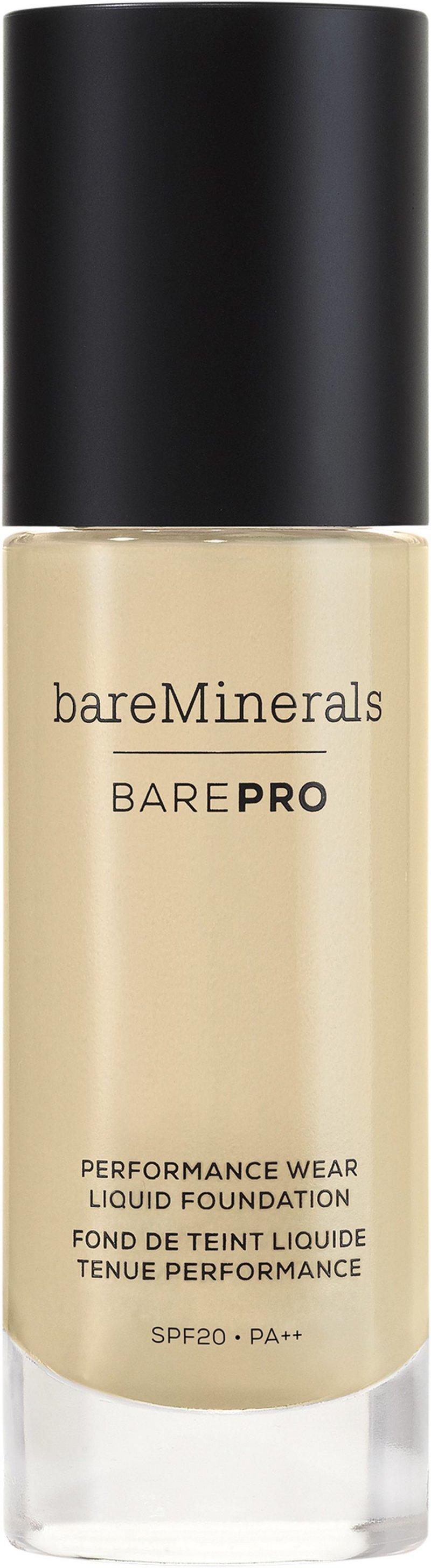 Image of   Bareminerals Foundation - Barepro Performance Wear Liquid - Cashmere 06