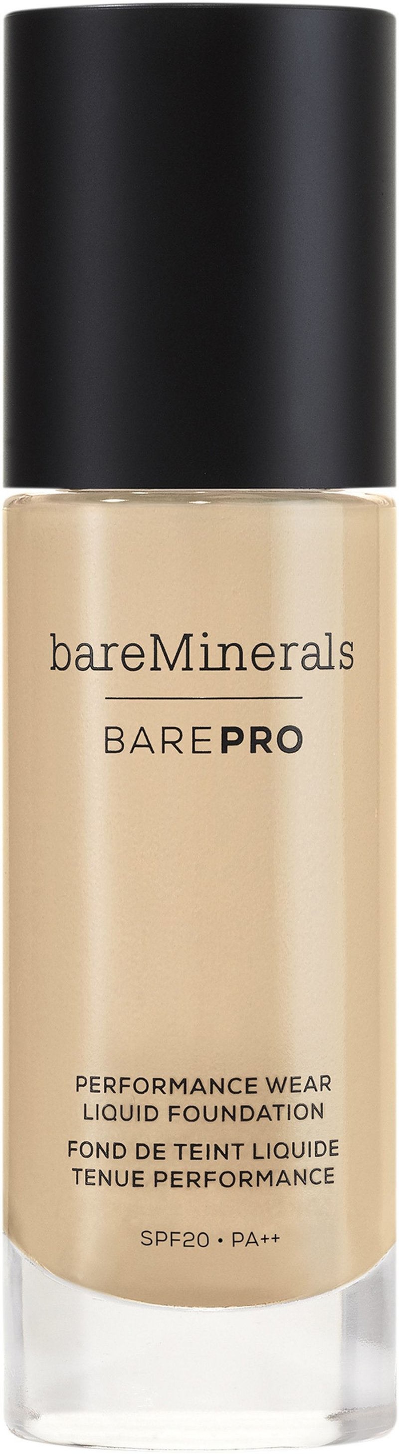 Image of   Bareminerals Foundation - Barepro Performance Wear Liquid - Cool Beige 10