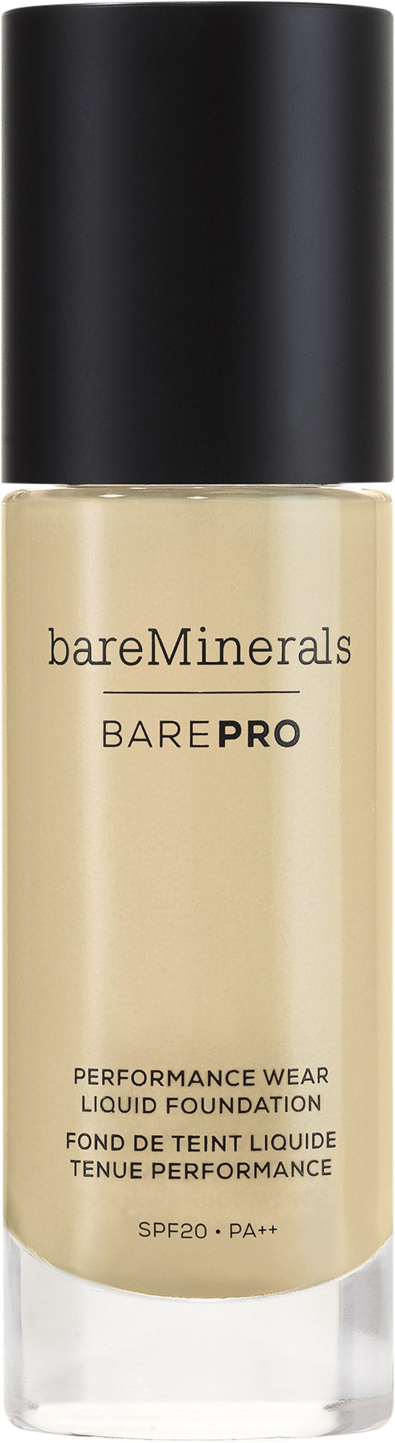 Image of   Bareminerals Foundation - Barepro Performance Wear Liquid - Golden Nude 13