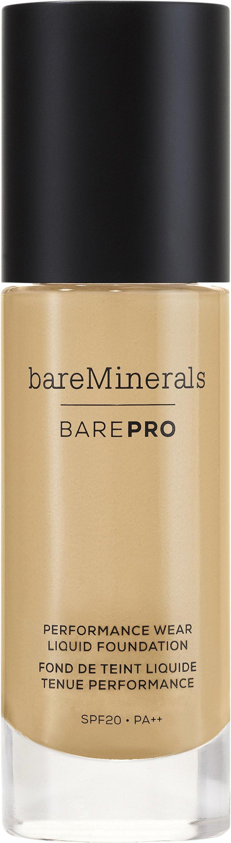 Image of   Bareminerals Foundation - Barepro Performance Wear Liquid - Sandalwood 15
