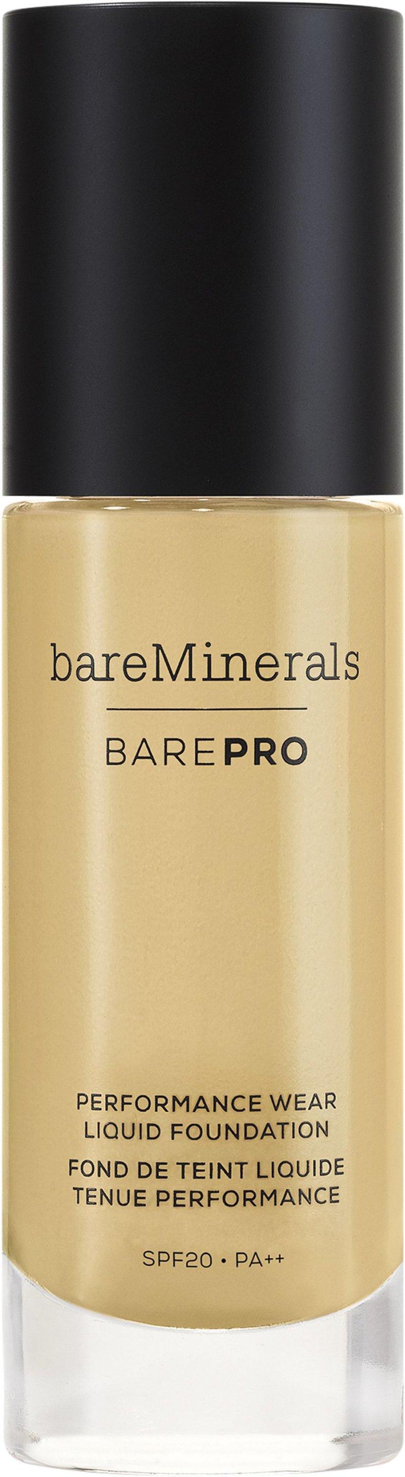 Image of   Bareminerals Foundation - Barepro Performance Wear Liquid - Sandstone 16