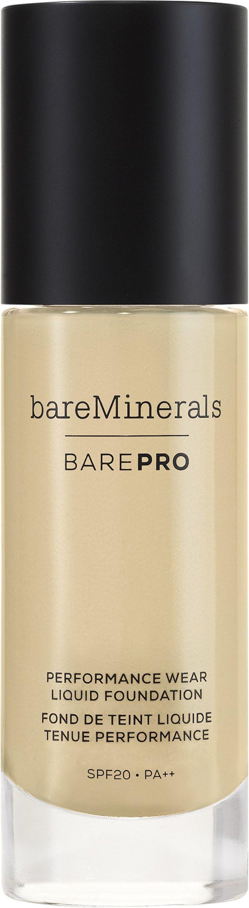 Image of   Bareminerals Foundation - Barepro Performance Wear Liquid - Silk 14
