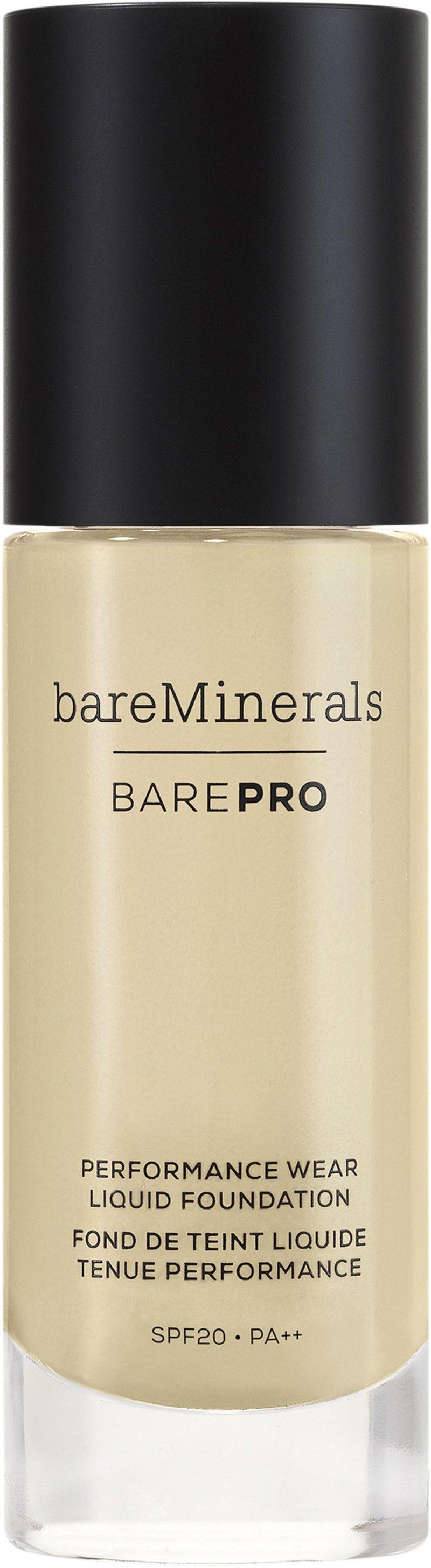 Image of   Bareminerals Foundation - Barepro Performance Wear Liquid - Warm Light 07