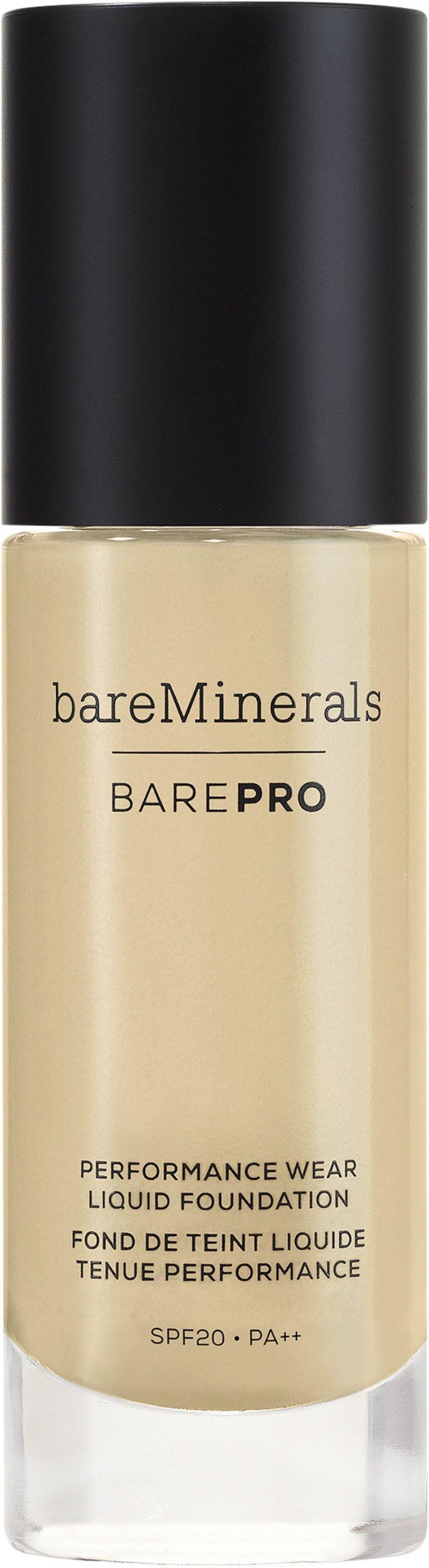 Image of   Bareminerals Foundation - Barepro Performance Wear Liquid - Warm Natural 12