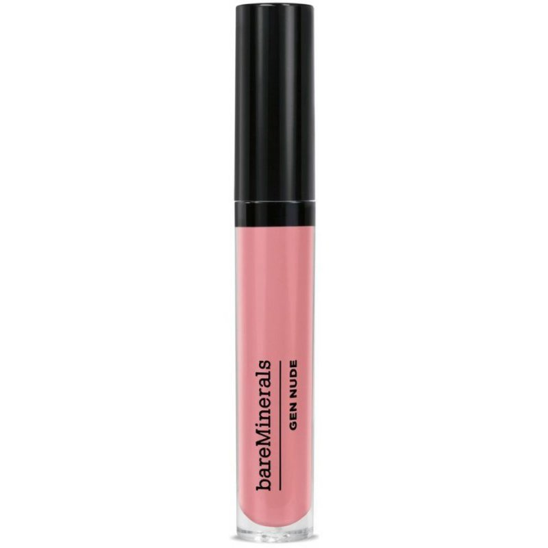 Image of   Bareminerals Læbestift - Gen Nude Patent Lip Lacquer - Cant Even