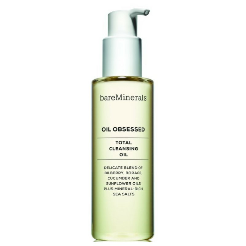 Image of   Bareminerals Ansigtsvask - Oil Obsessed Total Cleansing Oil 180 Ml
