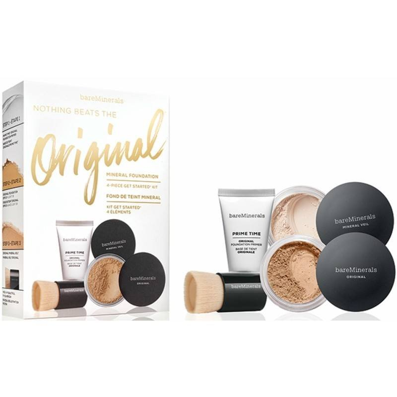 Image of   Bareminerals Foundation - Original Get Started Kit - Medium Tan