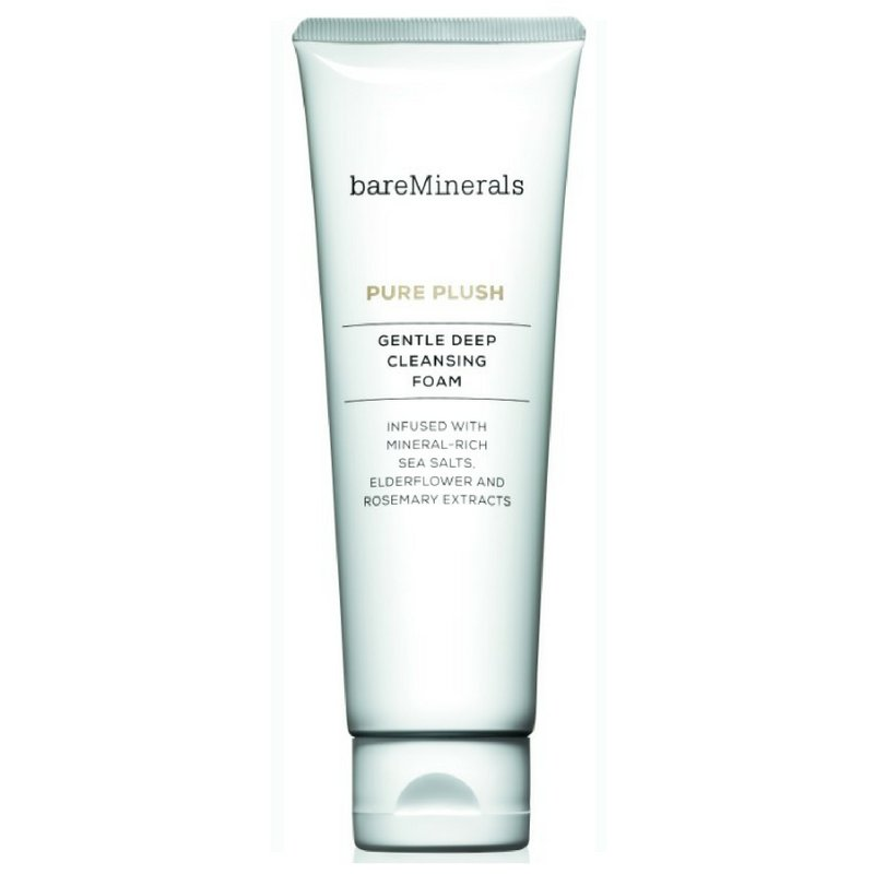 Image of   Bareminerals Ansigtsvask - Pure Plush Gentle Deep Cleansing Foam 120 Gr