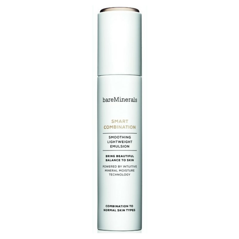 Image of   Bareminerals Ansigtscreme - Smart Combination Smoothing Lightweight Emulsion - 50 Ml