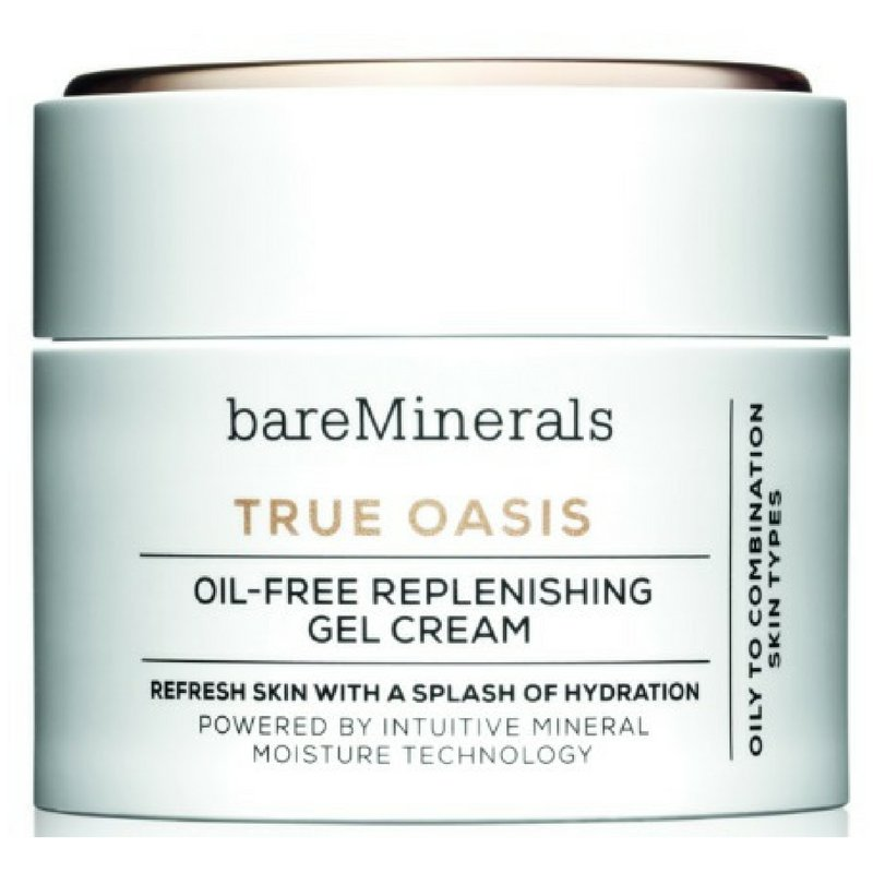Image of   Bareminerals Ansigtscreme - True Oasis Oil-free Replenishing Gel Cream - 50 Ml