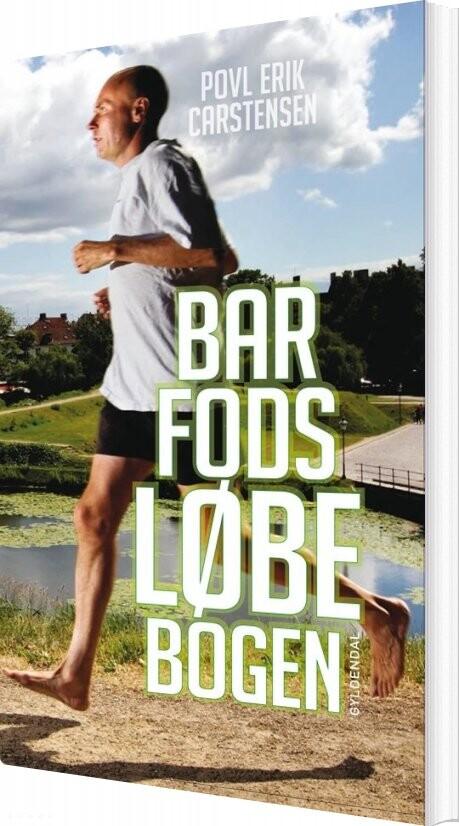 Image of   Barfodsløbebogen - Povl Erik Carstensen - Bog