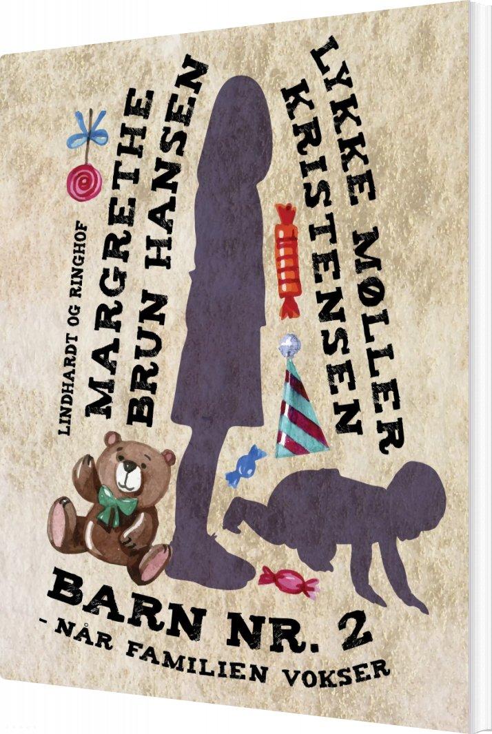 Image of   Barn Nr. 2 - Når Familien Vokser - Margrethe Brun Hansen - Bog