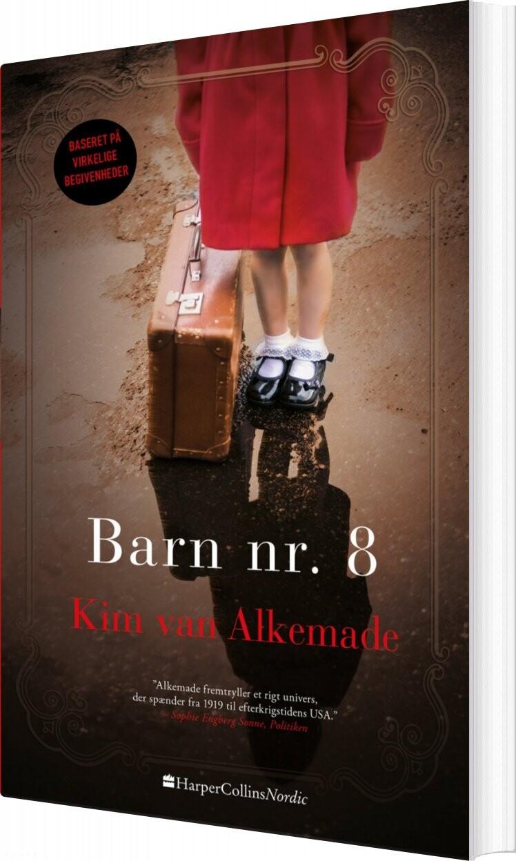 Barn Nr. 8 - Kim Van Alkemade - Bog