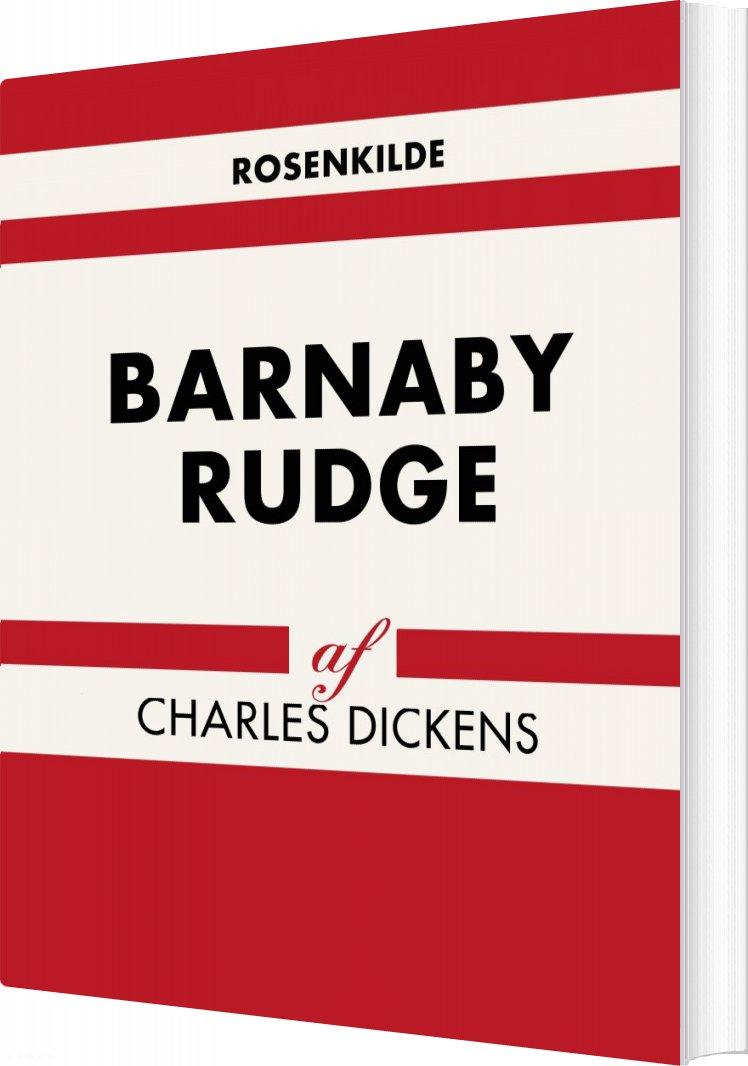Billede af Barnaby Rudge - Charles Dickens - Bog