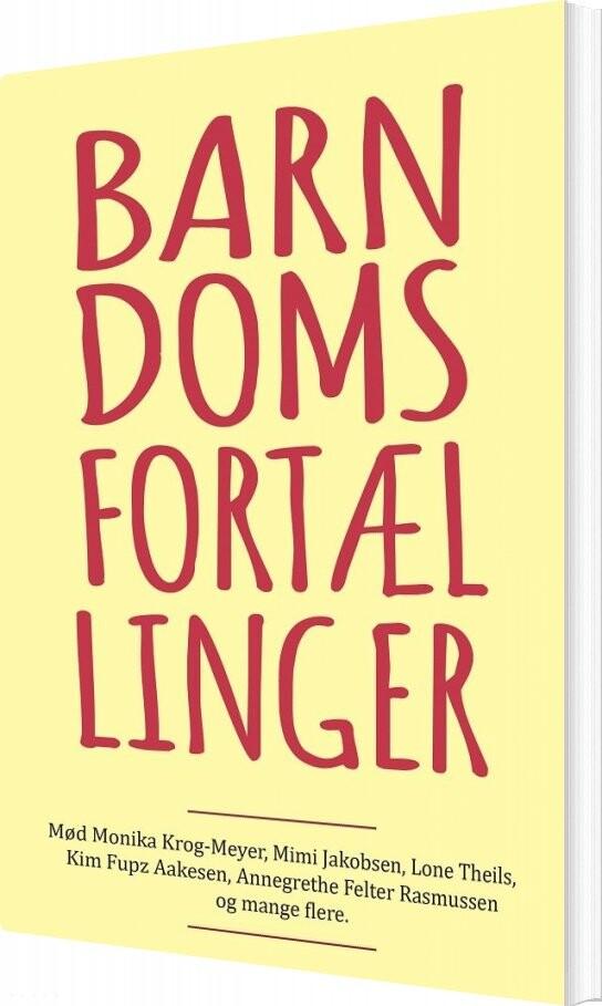 Billede af Barndomsfortællinger - Mimi Jakobsen - Bog