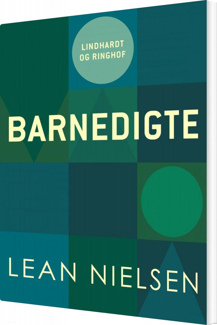 Barnedigte - Lean Nielsen - Bog