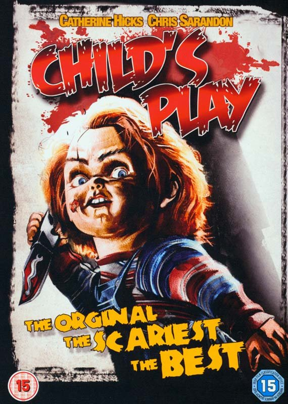 Image of   Barneleg - 1988 / Childs Play - Chucky - DVD - Film