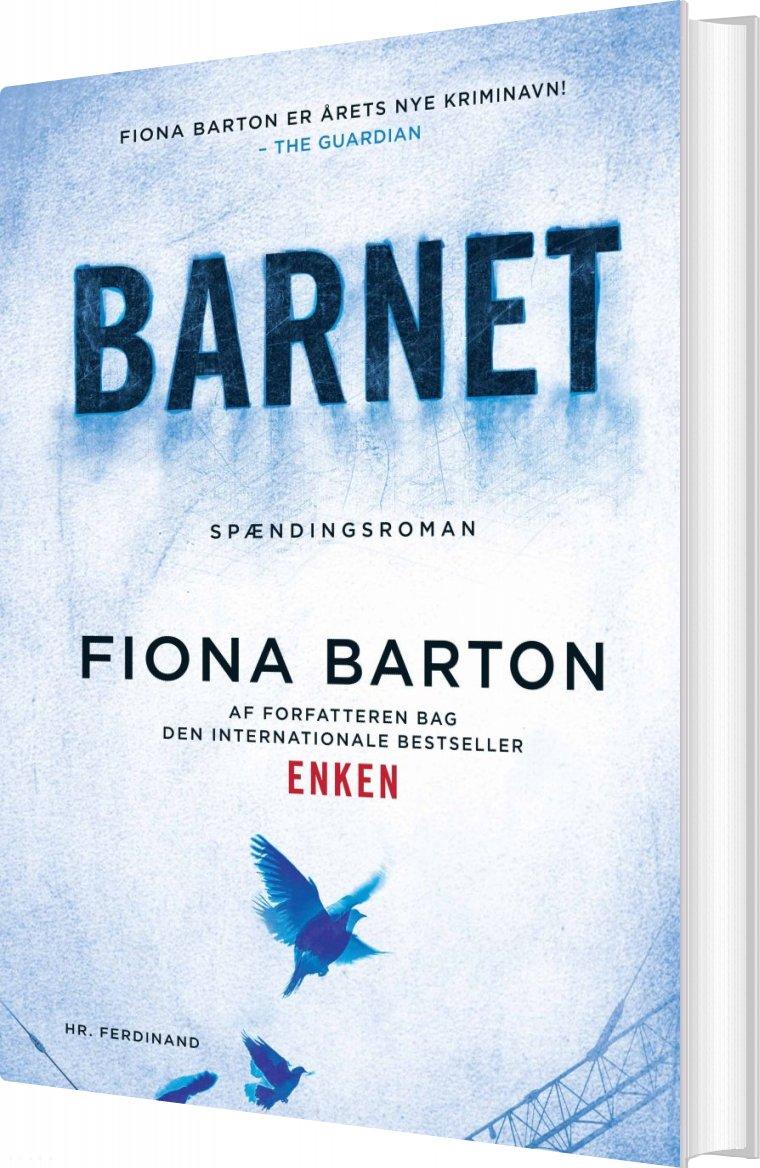 Image of   Barnet - Fiona Barton - Bog