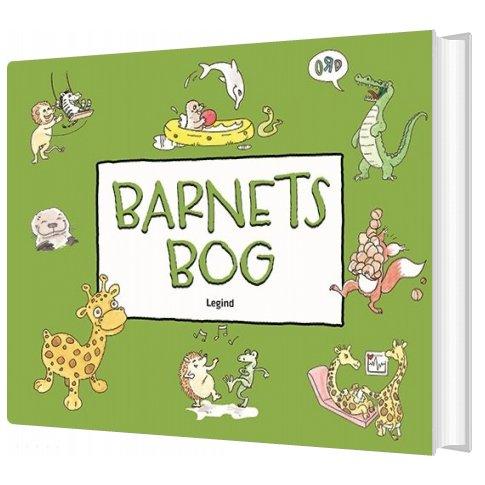 Billede af Barnets Bog - Dyreillustrationer - Diverse - Bog