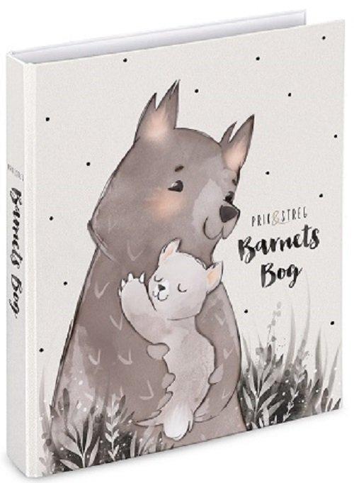 Barnets Bog - Original Version - Bjørne - Prik Og Streg - Bog