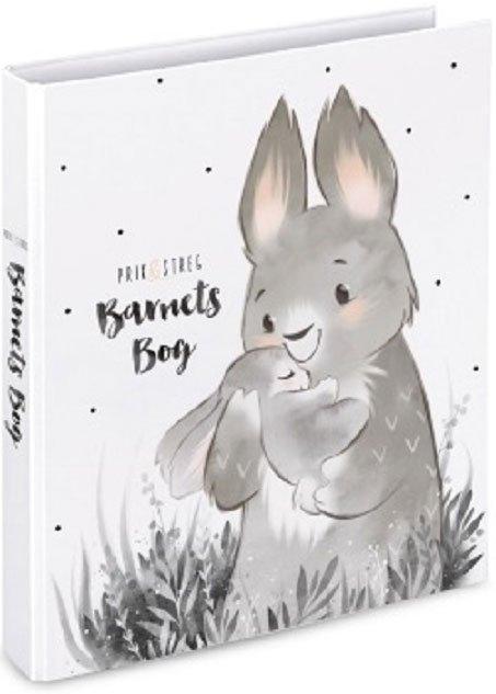 Image of   Barnets Bog - Original Version - Kaniner - Prik Og Streg - Bog
