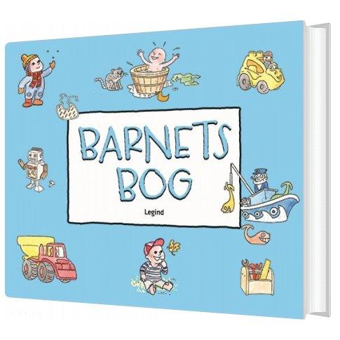 Billede af Barnets Bog - Dreng - Bog